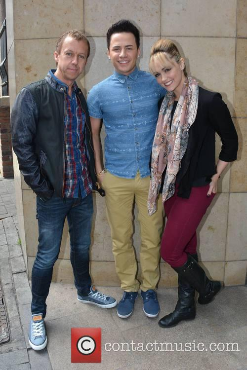 Stuart O'connor, Ryan Dolan and Leanne Moore 1