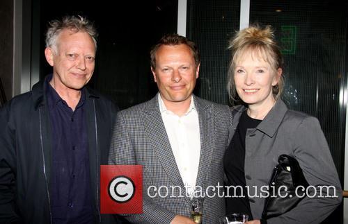 Hilton Mcrae, Neil Stuke and Lindsay Duncan