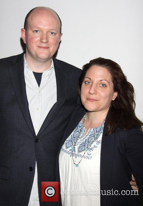 Mike Bartlett and Clare Lizzimore 1