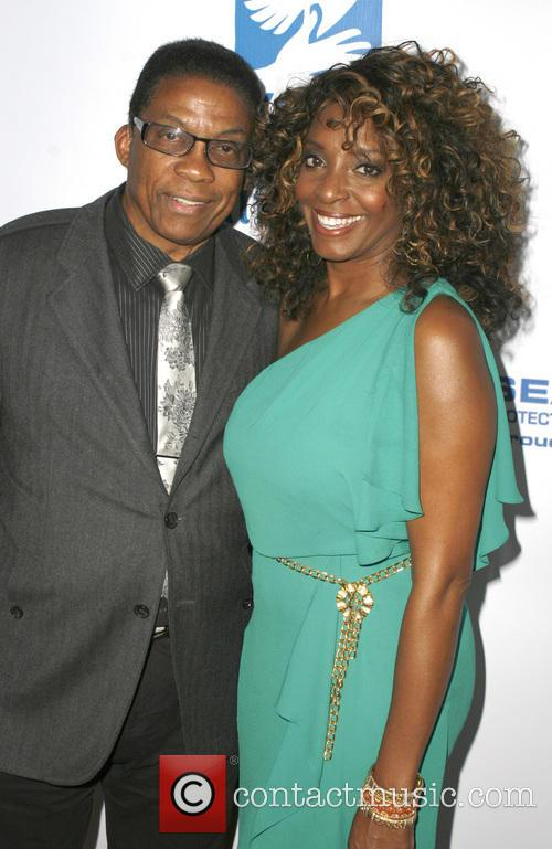 Herbie Hancock and Kandance Lindsey 4