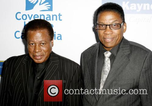Wayne Shorter and Herbie Hancock 2