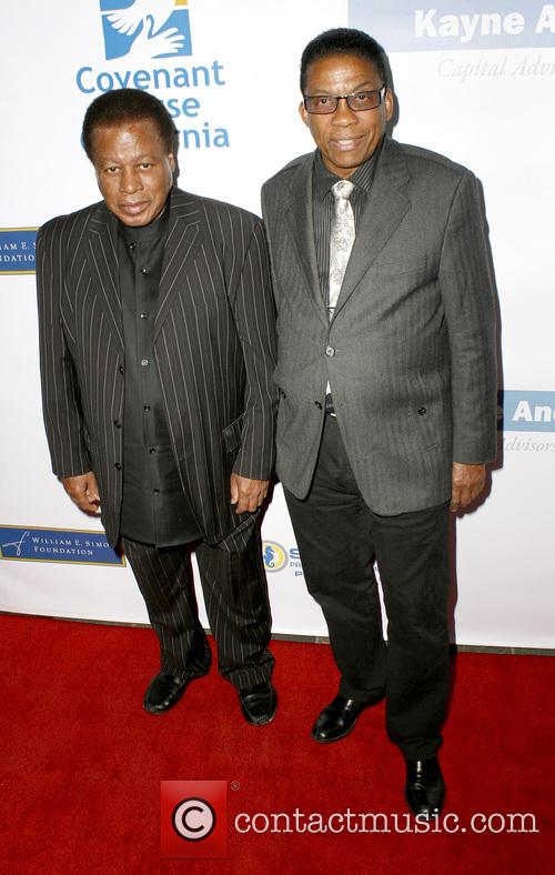 Wayne Shorter and Herbie Hancock 1