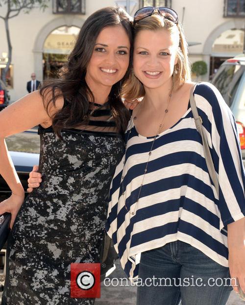 Danica Mckellar and Guest 2
