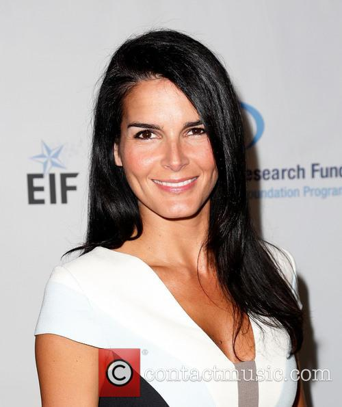 Angie Harmon, The Beverly Wilshire Hotel, Saks Fifth Avenue