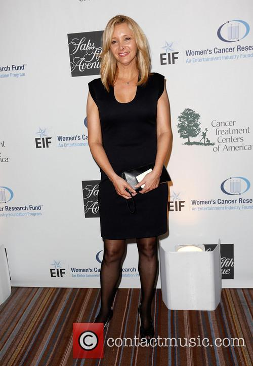 Lisa Kudrow, The Beverly Wilshire Hotel, Saks Fifth Avenue
