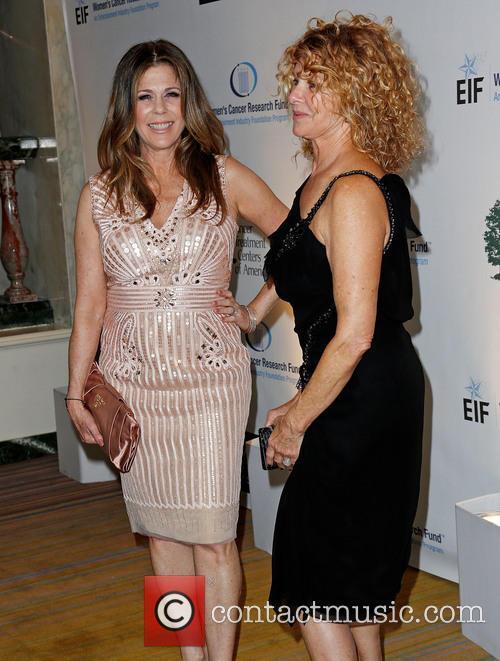 Rita Wilson and Kate Capshaw 9