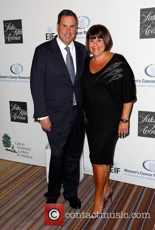 Stephen Sadove, Karin Sadove, The Beverly Wilshire Hotel, Saks Fifth Avenue