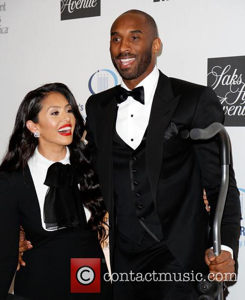 Vanessa Bryant and Kobe Bryant 2