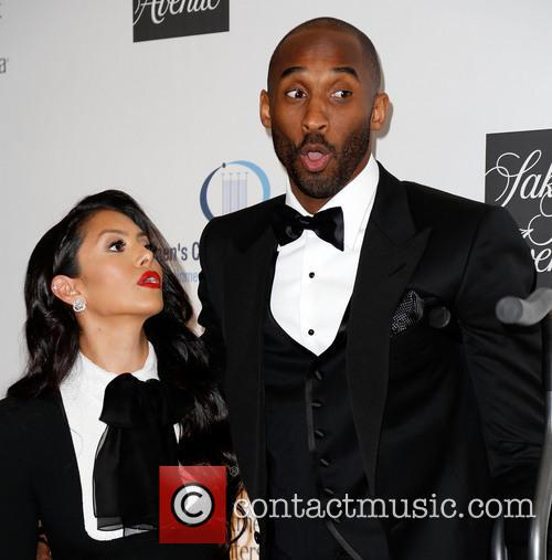 Vanessa Bryant and Kobe Bryant 7