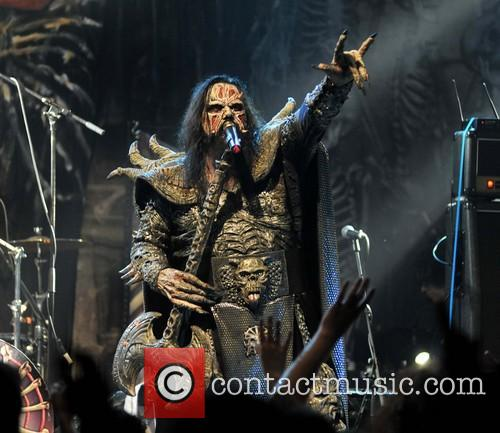 Lordi Perfroming In Concert