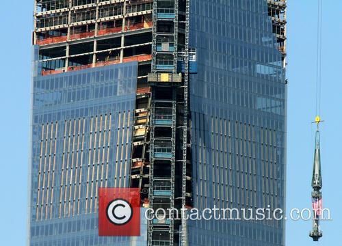One World Trade Center Spire 3