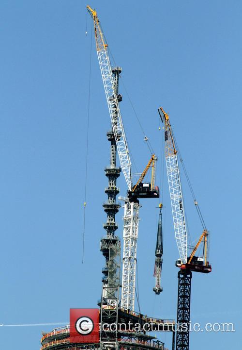 One World Trade Center Spire 6