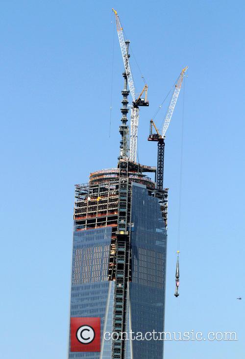 One World Trade Center Spire 7