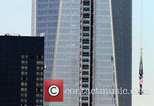 One World Trade Center Spire 8