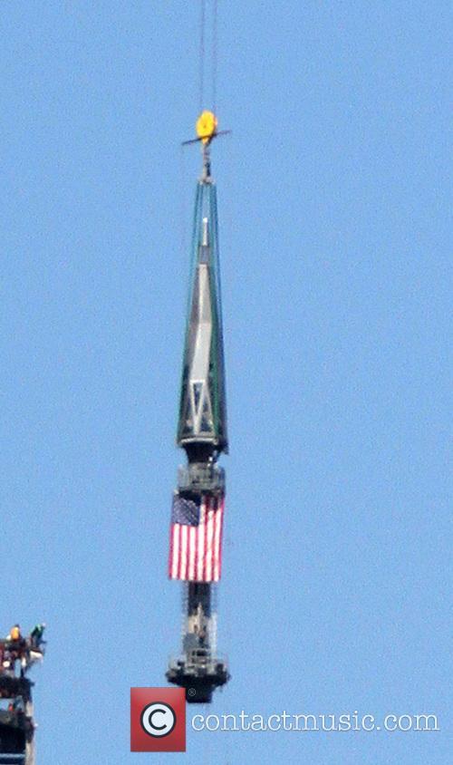 One World Trade Center Spire 9