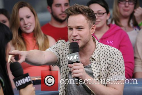 Olly Murs on NewMusicLive