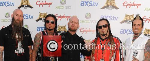 Five Finger Death Punch 3