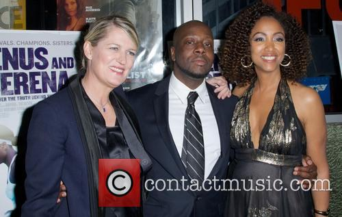 Wyclef Jean, Maiken Baird and Michelle Major 4