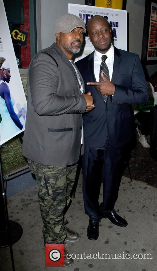 Wyclef Jean and Rashidi Harper 5