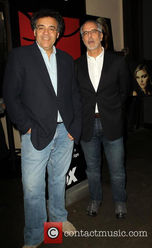 Rodrigo Garcia and Jon Avnet