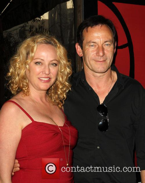 Virginia Madsen and Jason Isaacs 3