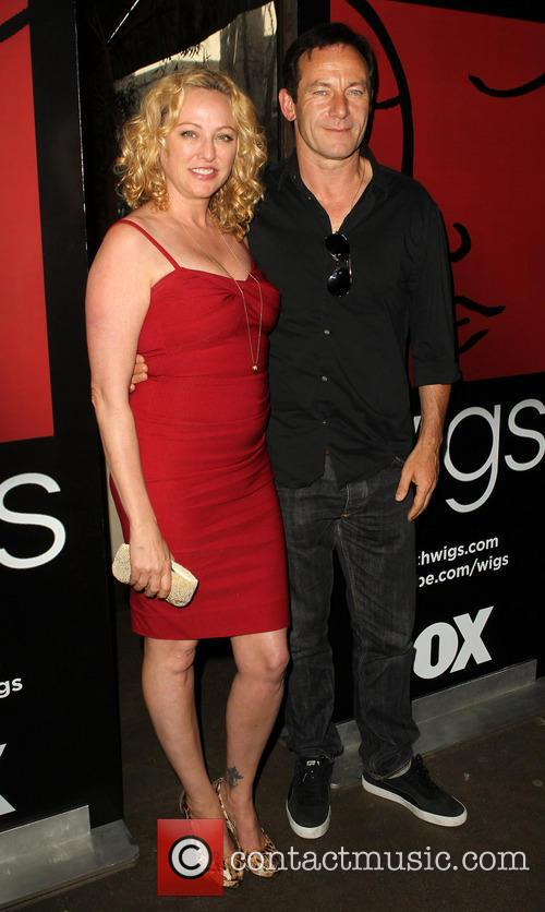 Virginia Madsen and Jason Isaacs 4