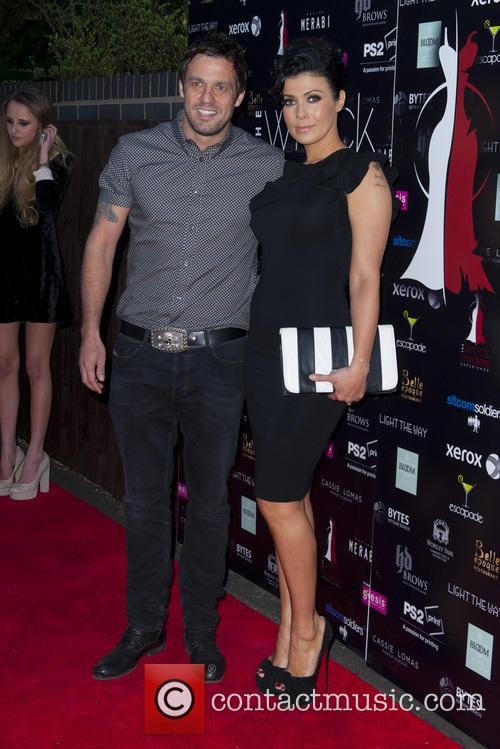Jamie Lomas and Kym Marsh 2