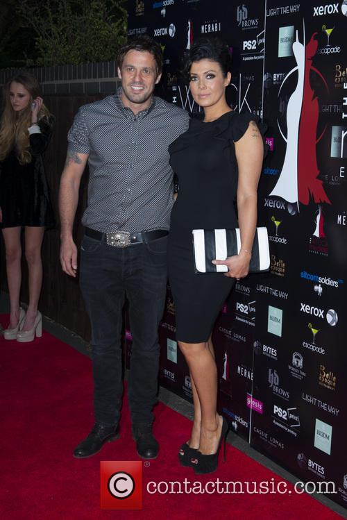 Jamie Lomas and Kym Marsh 3