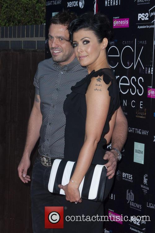 Jamie Lomas and Kym Marsh 4