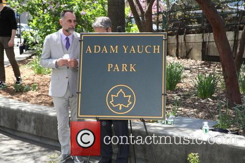Atmosphere and Adam Yauch Park Sign 6