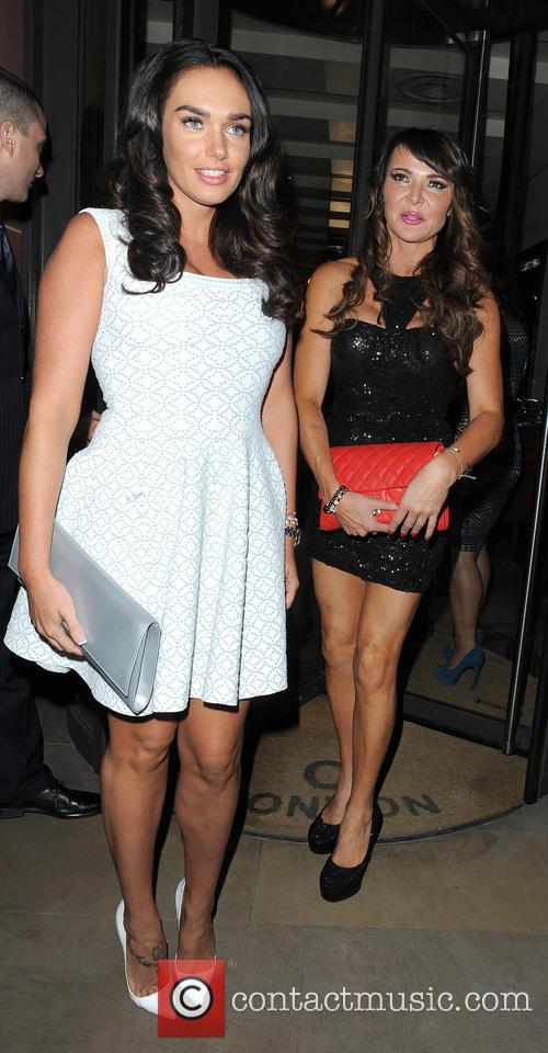 Tamara Ecclestone and Lizzie Cundy 6