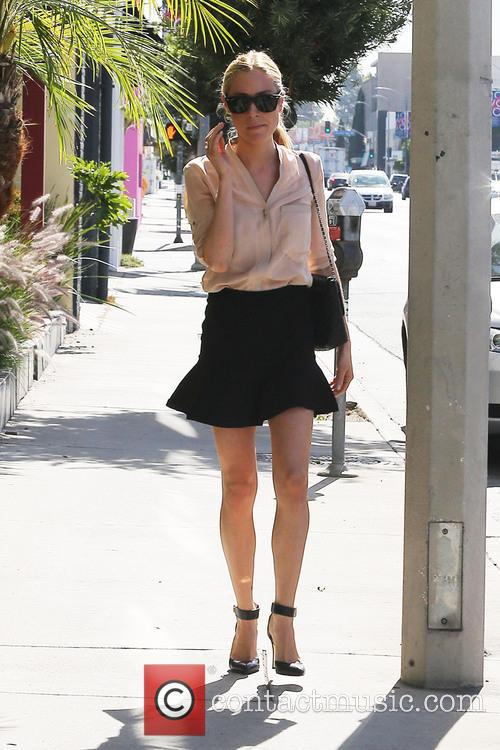 Kristin Cavallari heads to a meeting in West...