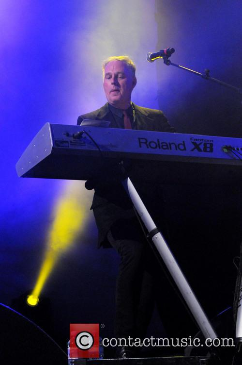 Omd and Paul Humpreys 10