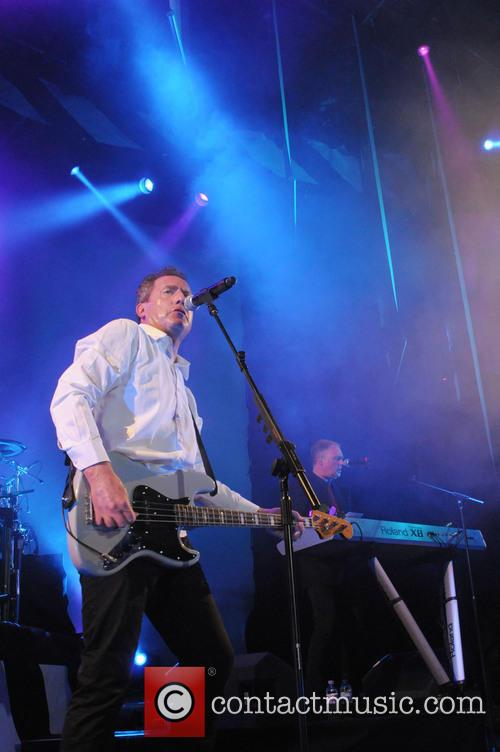 Omd and Paul Humpreys 11