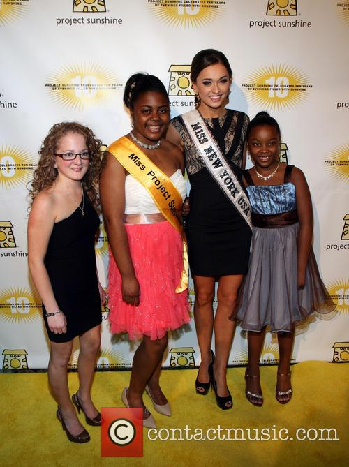 Guests and Miss New York 1