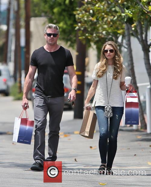 Eric Dane and Rebecca Gayheart 7