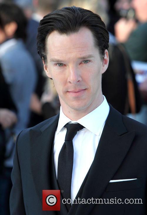 Benedict Cumberbatch Star Trek Premiere