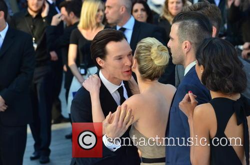 Benedict Cumberbatch and Alice Eve 8