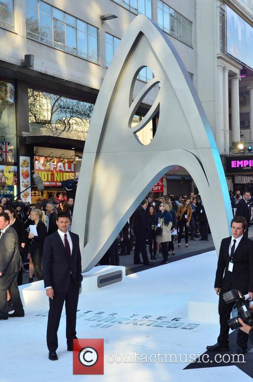 U.K. premiere of 'Star Trek Into Darkness 3D'