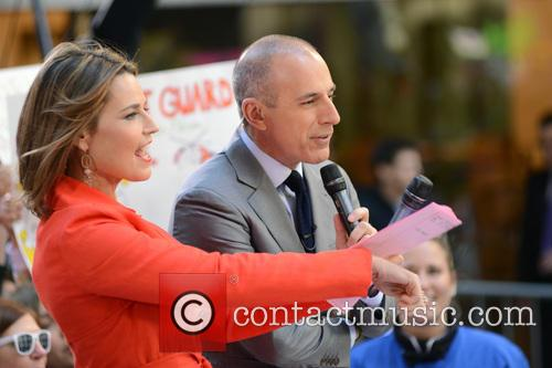 Savanna Guthrie and Matt Lauer 3
