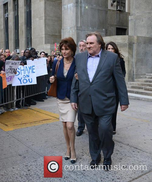 Gerard Depardieu and Jacqueline Bisset 2