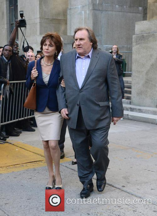Gerard Depardieu and Jacqueline Bisset 4