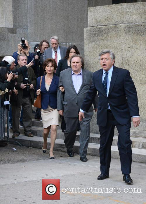 Gerard Depardieu and Jacqueline Bisset 5