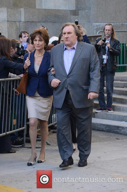 Gerard Depardieu and Jacqueline Bisset 7