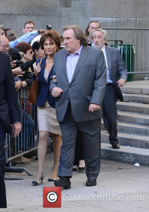 Gerard Depardieu and Jacqueline Bisset 9