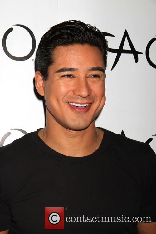 Mario Lopez hosts a pre-fight party at TAO...