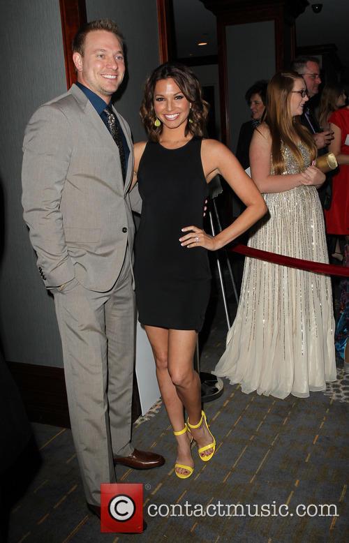 Melissa Rycroft and Tye Strickland 3