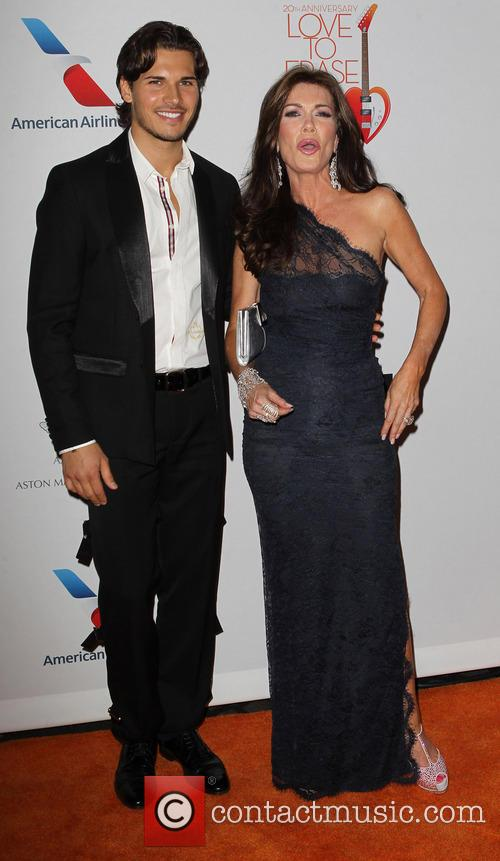 Gleb Savchenko and Lisa Vanderpump 4