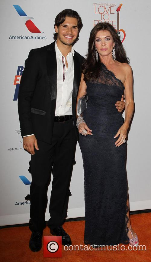 Gleb Savchenko and Lisa Vanderpump 1