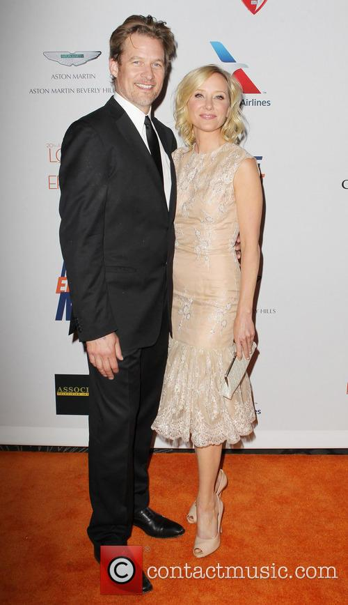 James Tupper, Anne Heche, The Hyatt Regency Century Plaza